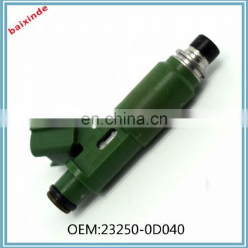 23250-0D040 Fuel Injectors for oyotaS Celica MR2 Corolla Chevy Prizm 00-04 1ZZFE 1.8L OEM VVT-i 1ZZ-FE