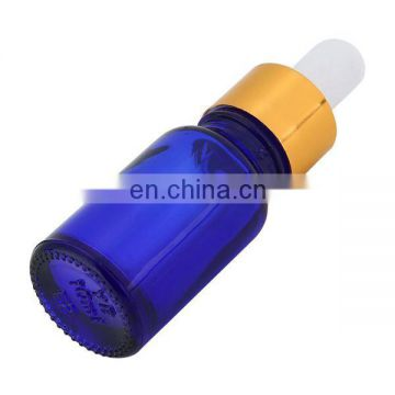 10ml Cobalt Blue Glass Bottles with Glass Eye Droppers Essential Oil Bottle