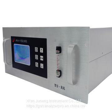 Online Paramagnetic Oxygen O2 Analyzer