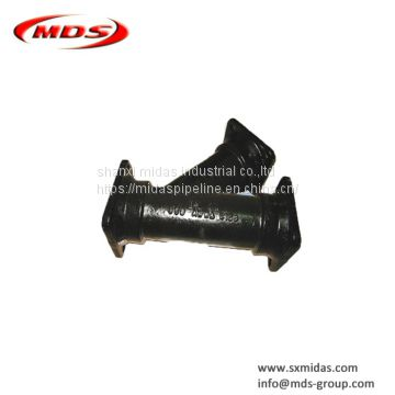 awwa c153 Ductile Iron Mechanical All Socket Cross