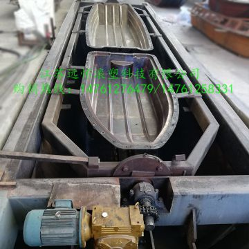 Plastic fishing boat mould  China Jiangsu 4.2 m rotomolding fishing boat mould  Fishing boat mould
