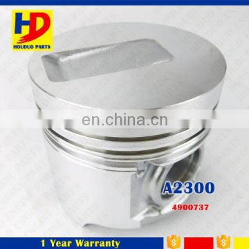 Diesel Engine Parts A2300 Piston With Pin 4900737