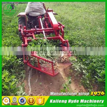 15hp walking tractor driven peanut harvesters