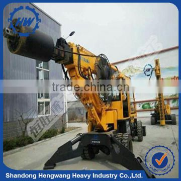 Big diameter piling rig brand new piling machine for sale of