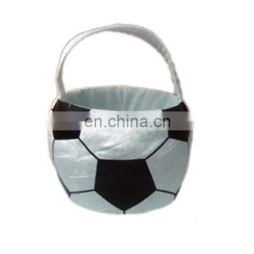 Funny Plush football basket toy for big kids F0110