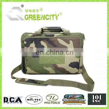 2017 Camouflage color Tactical Laptop Bag Sling Bag