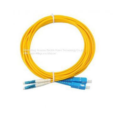 Optical Fiber Single Mode Simplex Jumper