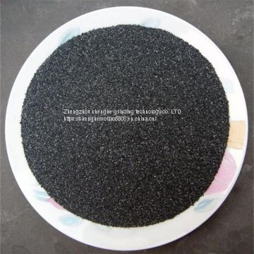 Manufacturers direct black silicon carbide 30 - mesh sandblasting abrasive