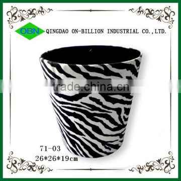 Lovely fabric wastepaper basket