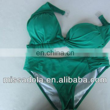Unique Dark Green Fashion swimwear /Bikini
