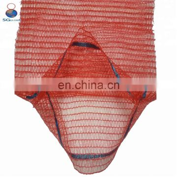 Alibaba China hot sale 25kg plastic mesh potato packaging bags