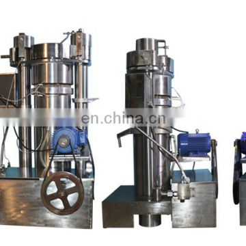Heat press hydraulic coconut oil machine cooking oil expeller machine