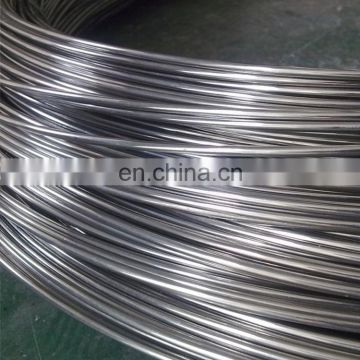 low price Galvanized Flat Corrugate Box Stitching Wire/flat wire for sale