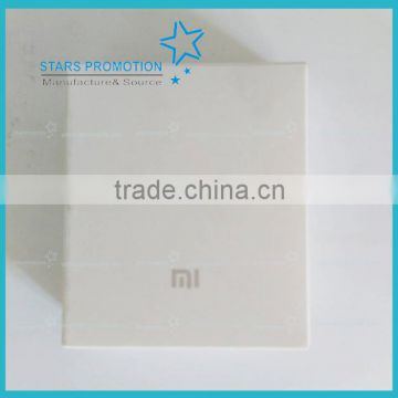 xiaomi new products portable mini 10000mAh power banks for cell phone