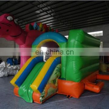 small dinosaur inflatable combo