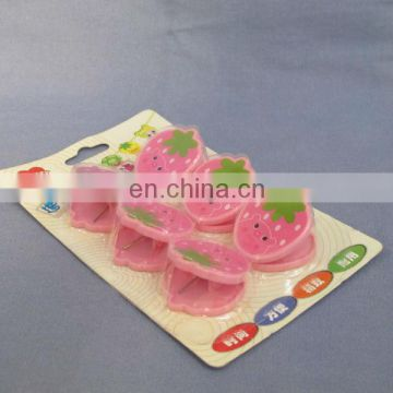 strawberry cartoon hanging cloth plastic peg