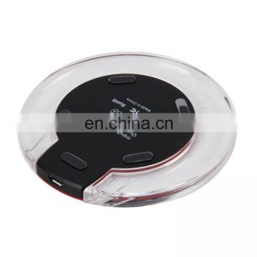 best selling products from alibaba Newest 10W fast wireless charging pad Qi magnetic wireless charger