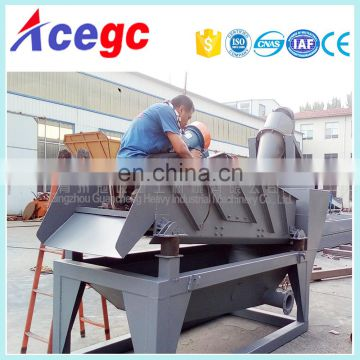 Marine/sea sand washing plant,construction using clean sand making machine