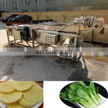 fruit and vegetable surf bubble cleaner Tomato Washer Equipment Shrimp Date Leafy Vegetable And Fruit Washing Machine