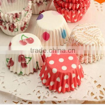 sweet time cupcake liners cups cases, paper cake mini baking cup decorative wedding party favors