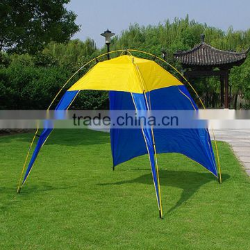Beach Shelter Beach Tents for Change Dresses Outdoor For Fishing Polyester Beach Sunshade