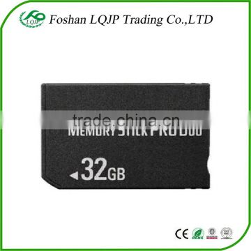 32GB MS Memory Stick Pro Duo Card Storage for PSP 1000/2000/3000 Memory Stick Pro Duo