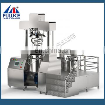 Automatic cream mixing machine cosmetic machinery manufacturers