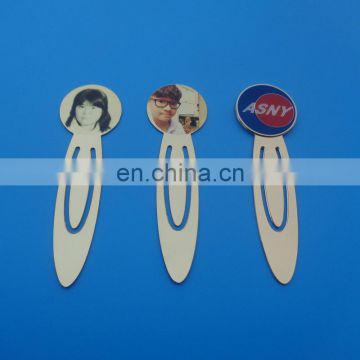 70x20MM metal paper clip memo clip with printing logo