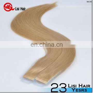 First Selling Super Tape Brand Name wholesale double drawn cheap hair extension replacement tape