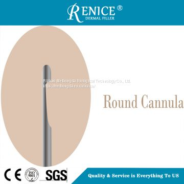 Disposable 3D 4D cog pdo thread lift with blunt needle
