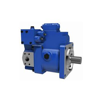 0513850254 Rexroth Vpv Hydraulic Pump Prospecting Low Noise