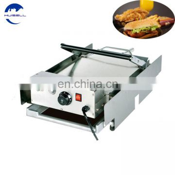industrial Bread toaster hamburger grilled machine