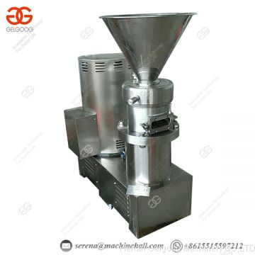Factory Multifunctional Peanut Butter Making Machine Sesame Seed Grinding Colloid Mill