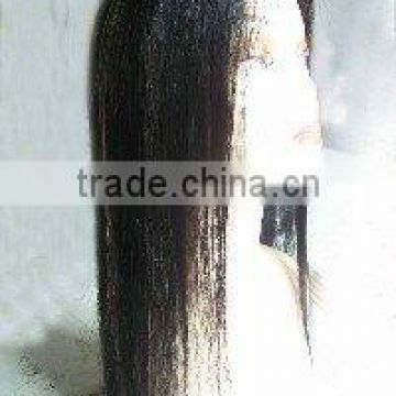 100% human hair full lace wigs