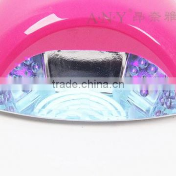 Hot Sale For Whole Season Light To Nail Tools Led Uv Lamp 15W Mini Nail Dryer
