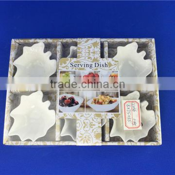 porcelain mini backing dish color box