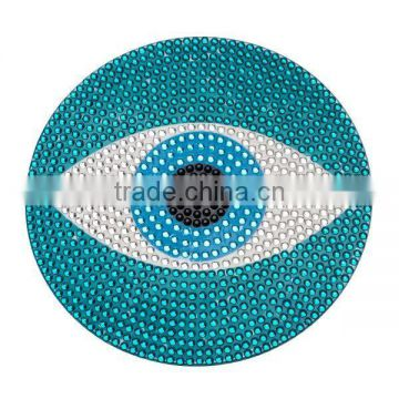 ac4c414fdb2433 Evil Eye Rhinestone Sticker Light Skype Blue Stone With Glitter Sticker  Decoration of Rhinestone stickers from China Suppliers - 144599112