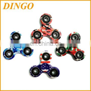 2017 Newest Products Spinner Fidget, Coloful Hand Spinner, Fingertip Bearing