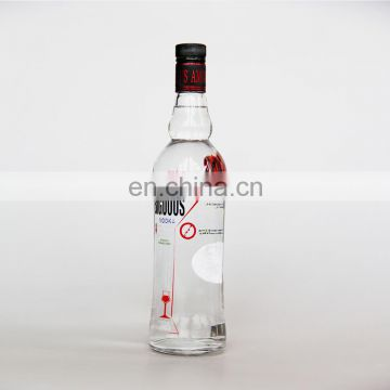 700ml private label vodka hot sale/vodka