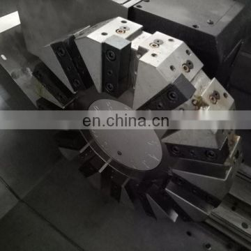 Chinese Horizontal Automatic CNC Lathe for Metal