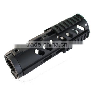 SUNGUN MTS0075 7 Inch Removable Free Floating Handguard with Angle Slot