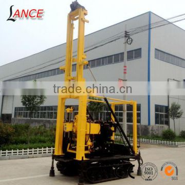 easy operation one man water well drilling rig for sale of Industry