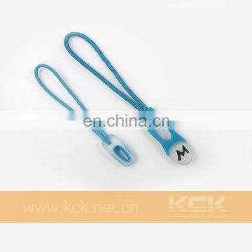 Nickel-Free Feature and PVC Material zipper puller