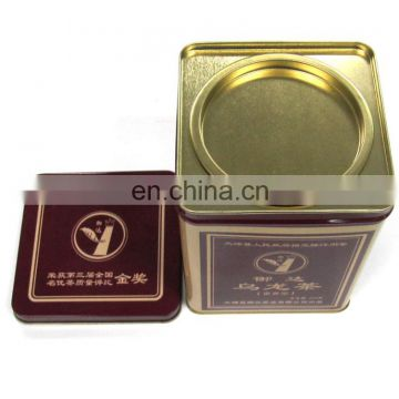 Top-selling promotion tin products for food packing tin
