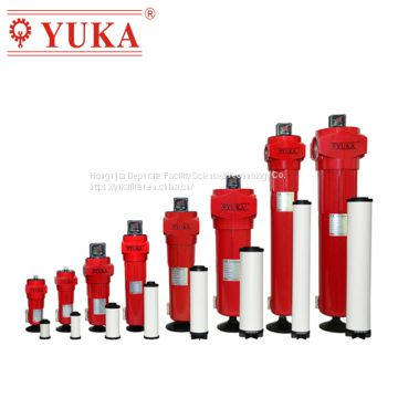 China Best Seller High Efficient Precise Compressed Air Filter