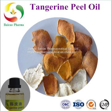 Tangerine Oil/Tangerine Peel Oil Cold Pressed Natural Limonene