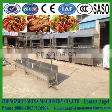 Factory sale commercial electric bbq grill/professional grill machine BBQ barbecue grill