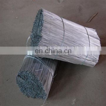 ZInc coated galvanized steel wire made in China