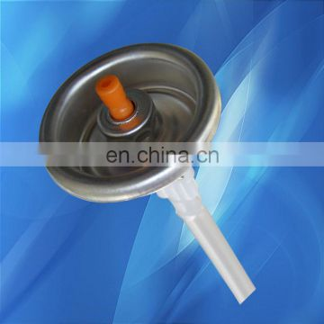 Custom Aerosol Spray Valves 360 degree Valve for Aerosol Can