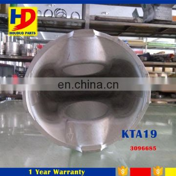 K19 KTA19 Engine Piston Kit Part No 3096685
